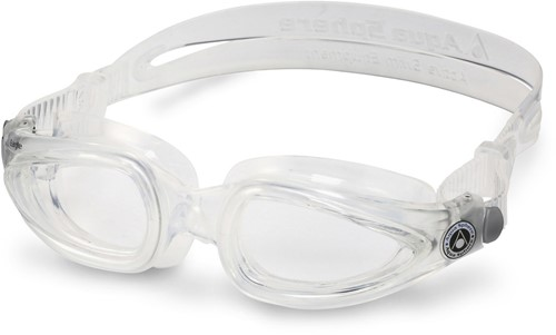 Aquasphere Zwembril Eagle Clear Lens Clear