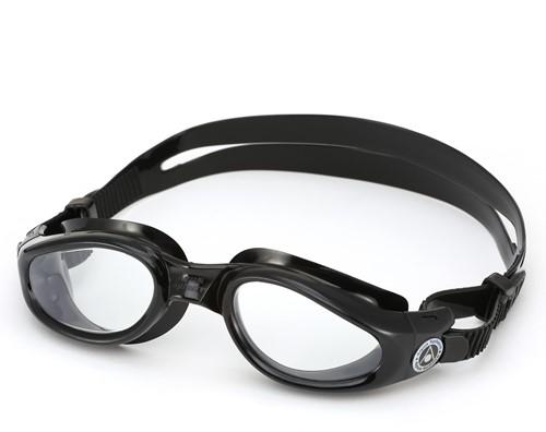 Aquasphere Kaiman Clear Lens Black