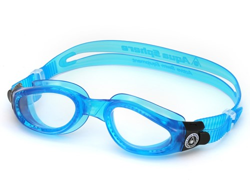 Aquasphere Kaiman Clear Lens Blue