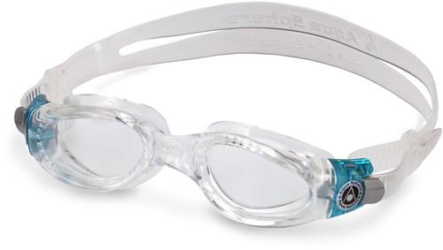 Aquasphere Kaiman Small Clear Lens Clear/Aqua