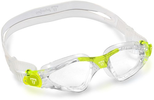 Aquasphere Kayenne Junior Clear Lens Clear/Lime Zwembril