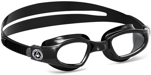 Aquasphere Mako 2 Clear Lens Black Zwembril