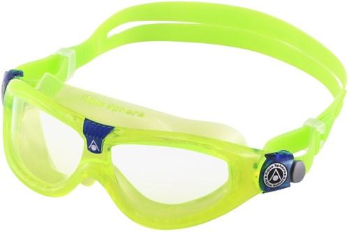 Aquasphere Seal Kid 2 '18 Clear Lens Bright Green/Blue Zwembril
