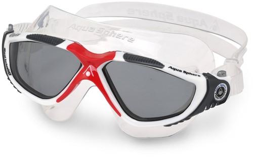 Aquasphere Vista Dark Lens White/Dark Grey Zwembril