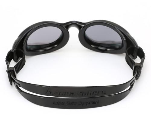 Aquasphere Kaiman Mirrored Lens Black