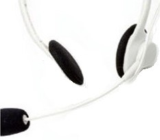 Ocean Reef M-100 Headset  W/Integrated Microphone