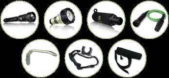 Greenforce 3 In 1 Hybrid Kit kabellamp-3