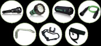 Greenforce 3 In 1 Flexi Dpm Kit kabellamp-3