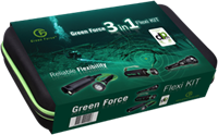 Greenforce 3 In 1 Flexi Dpm Kit kabellamp
