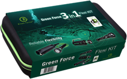 Greenforce 3 In 1 Flexi Dpm Kit kabellamp