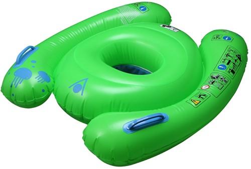 Aquasphere Baby Swim Seat Groen (1-2 Jaar)