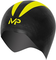 Aquasphere X-O Cap Black/Fluo Yellow