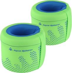 Aquasphere Arm Floats Fluo Green/Light Blue 3-6Y