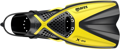Mares X-One Yl Sm Sa Snorkelvinnen