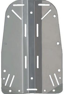 Apeks Backplate Aluminium