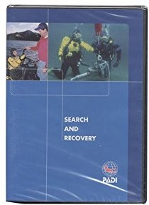 PADI DVD - Search & Recovery, Diver Edition (Portuguese)