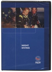 PADI DVD - Night Diving