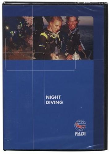 PADI DVD - Night Diving