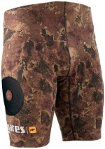 Mares Shortpants Camobrown W/Pocket 2Mm