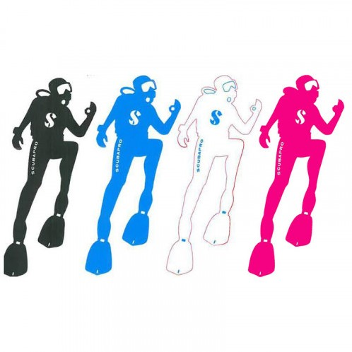 Scubapro Scubapro Diver Sticker