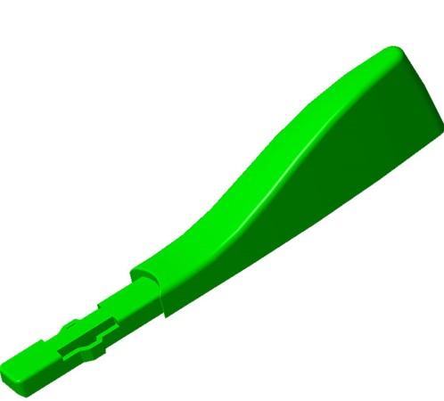 Ocean Reef Marker Wing  Green Fluo