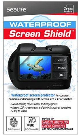 Sealife Screen Shield for Micro HD/GoPro/Compact Cameras