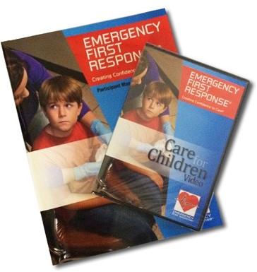 PADI Care for children lespakket met DVD