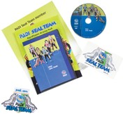 PADI Crewpak - PADI Seal Team with DVD (Dutch)