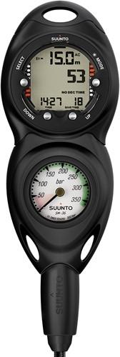 Suunto CBTwo in line Zoop Novo duikcomputer