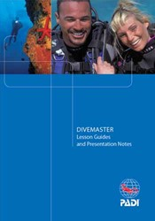 PADI CD-ROM - DM Lesson Guides & Presentation Notes