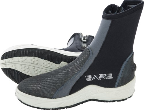 Bare duikschoenen 6MM Ice Boots 5-36