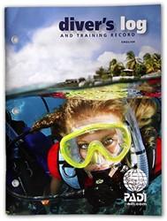 PADI Logbook - Diver's Log and Training Record