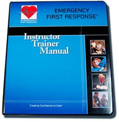 PADI Instructor Trainer Guide - EFR PSC and CFC