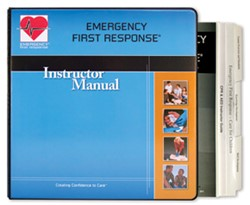 PADI Instructor Guide - EFR, with Binder