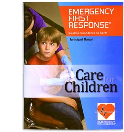 PADI Manual - EFR Care for Children (Spanish)