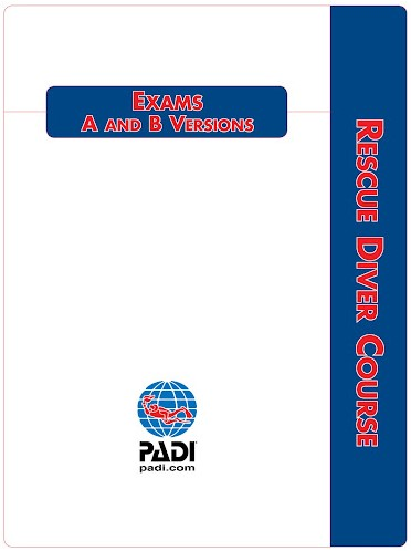 PADI Exam - Rescue Diver, Final (French)
