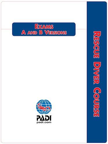 PADI Exam - Rescue Diver, Final (Italian)