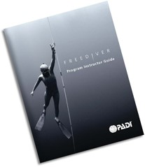 PADI Instructor Trainer Guide - Freediver