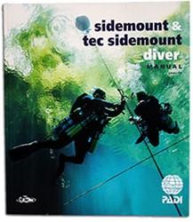 PADI Manual - Sidemount & Tec Sidemount Diver