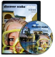 PADI DVD - Discover Scuba Diving, Skill Presentation