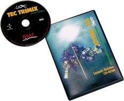 PADI CD-ROM - Tec Trimix Diver Lesson Guides