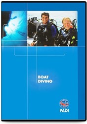 PADI DVD - Boat Diving