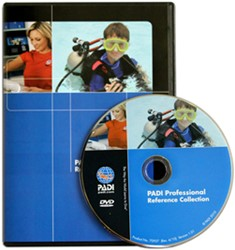 PADI DVD - PADI Professional Reference Collection