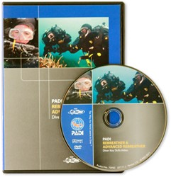 PADI DVD - PADI Rebreather and Advanced Rebreather, Key Skill