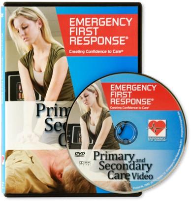 PADI DVD - EFR Primary & Secondary Care (Portuguese)