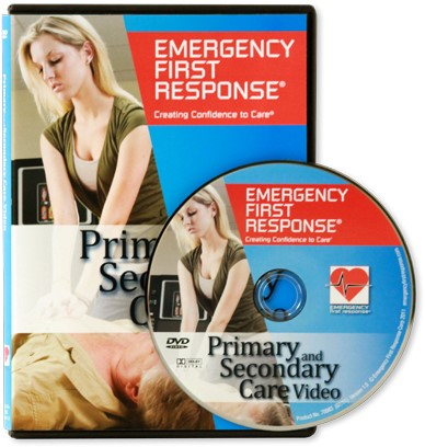PADI DVD - EFR Primary & Secondary Care (Russian)