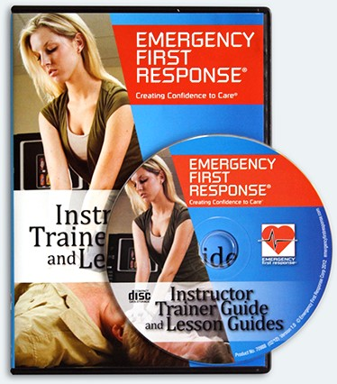 PADI CD-ROM - EFR, Instructor Lesson Guides (E/F/S)
