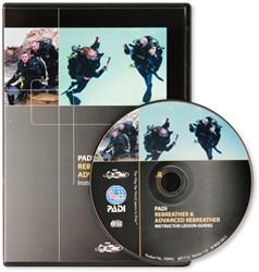 PADI CD-ROM - PADI Rebreather & Adv Rebreather Lesson Guides