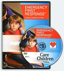 PADI DVD - EFR Care for Children, Home Study