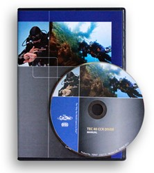 PADI CD-ROM - Tec 40 CCR, Diver Manual